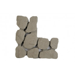 Louhikivi, Lava (7,68m²)