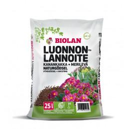 Biolan Luonnonlannoite, 25 l