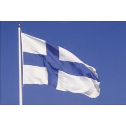 Suomen lippu 125 x 204 cm
