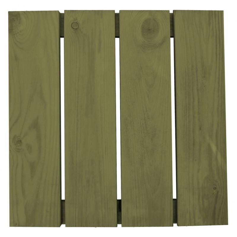 Puulaatta Tammiston Puu 400x400x16 mm