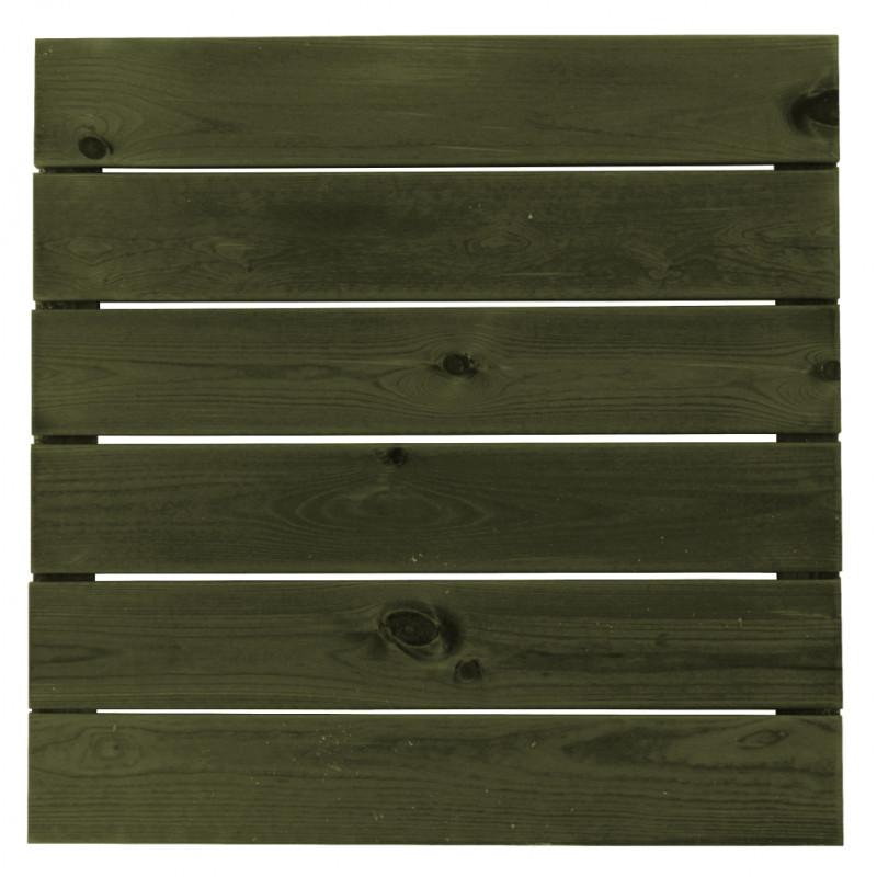 Puulaatta Tammiston Puu 600x600x16 mm