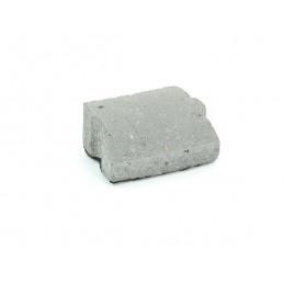 Liimattava Reunakivi, R 1000 kaarre, kupera