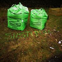 Suursäkit jätteille – Siisti Piha Oy